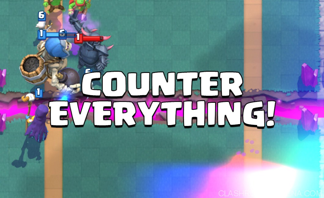 Counter Every Deck in Clash Royale