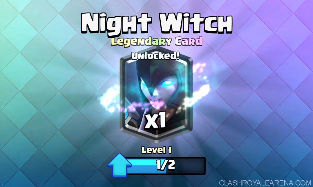 night witch unlocked