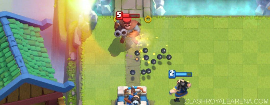 clash royale hunter
