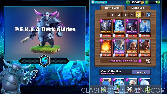 Best Arena 8 Decks In Clash Royale