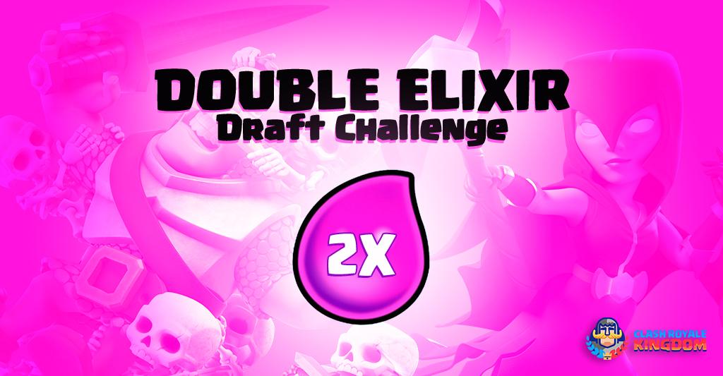 Double Elixir Draft Challenge