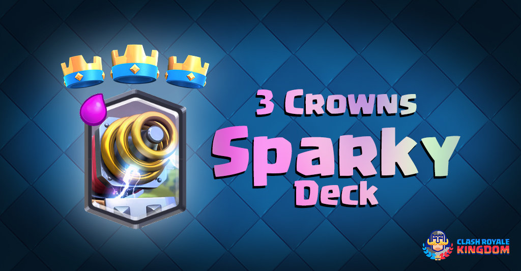 3 Crowns Sparky Deck New Meta