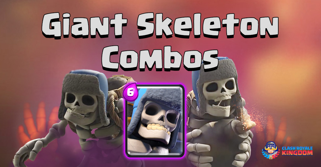 Giant Skeleton Combos