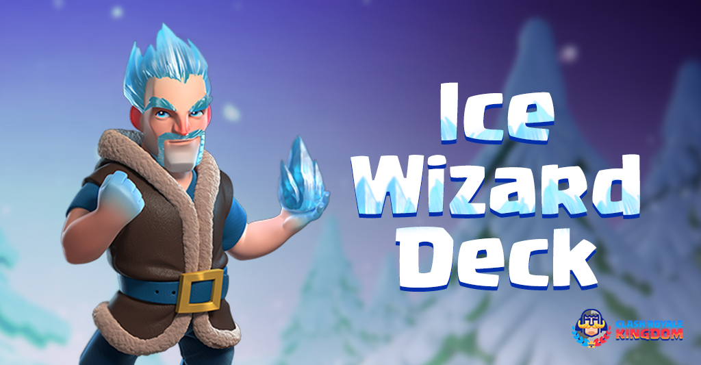 Best Ice Wizard Cycling Deck