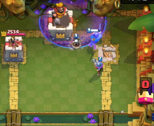 The-Poisonous-Yard-screenshot-clash-royale-kingdom