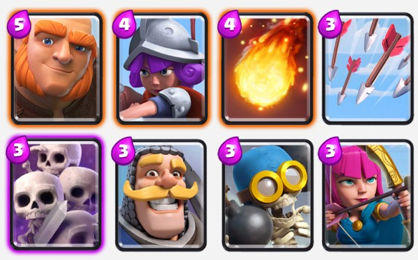 Synergies-Giant-Deck-clash-royale-kingdom