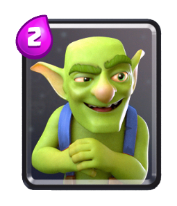 goblins-common card