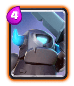 mini PEKKA-card-Clash-Royale-Kingdom