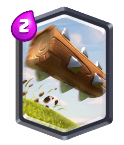 the log-card-clash-royale-kingdom