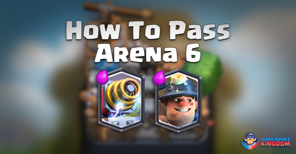 Pass Arena 6 – The Builder's Workshop-clash-royale-kingdom