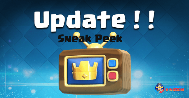 Update Sneak Peek