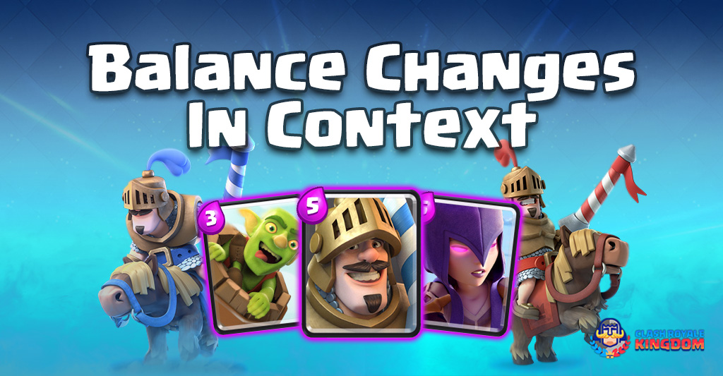 Balance Changes-in-Context-Clash-Royale-Kingdom