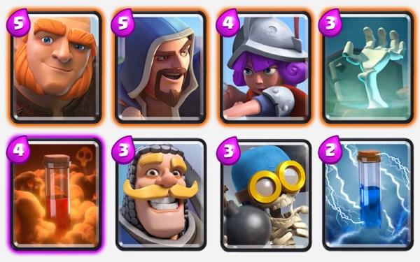 Giant-Deck-clash-royale-kingdom