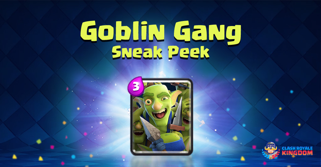 Goblin Gang Sneak Peek
