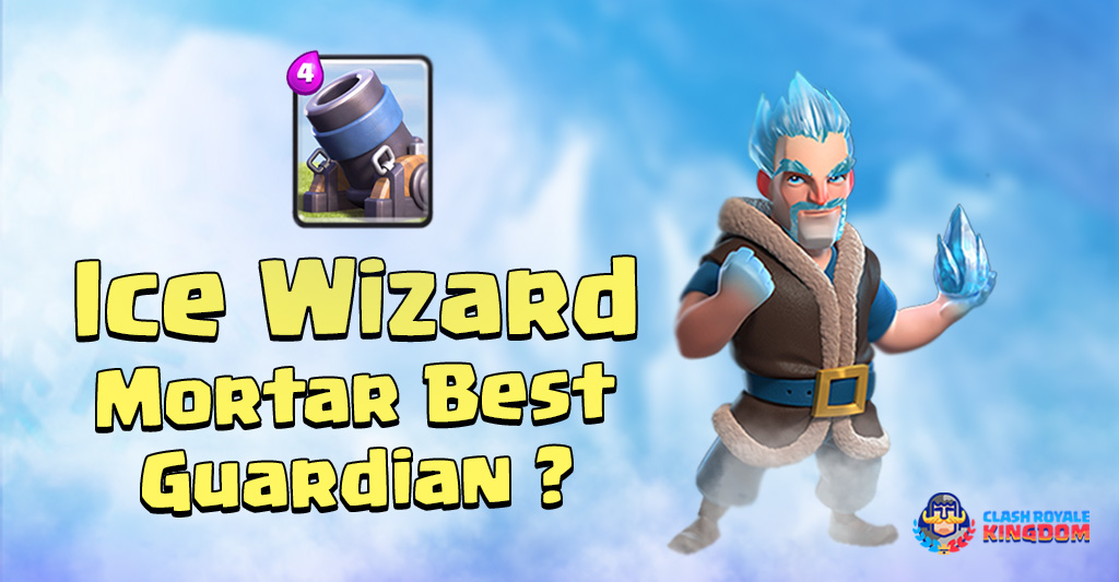 Mortar Deck with Ice Wizard