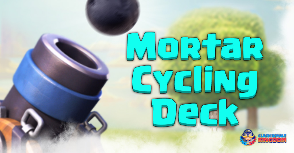 The Cycle Mortar Deck