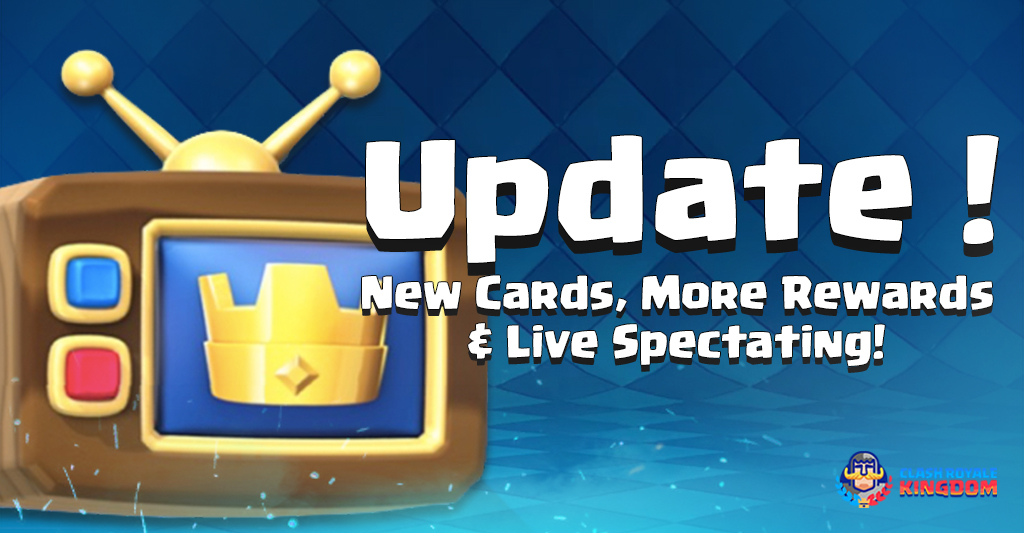 Update: New Cards, More Rewards & More