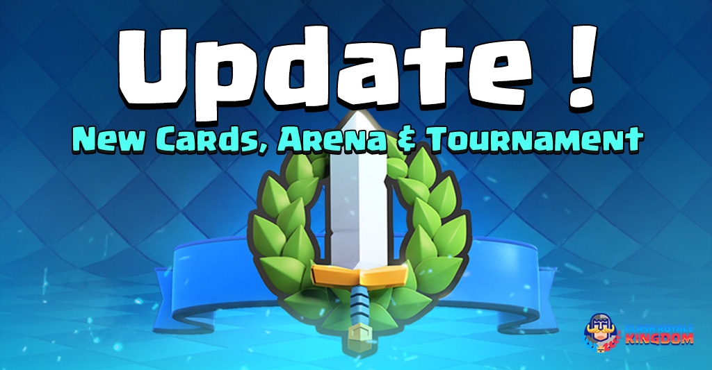 Update: New Cards, New Arena & More