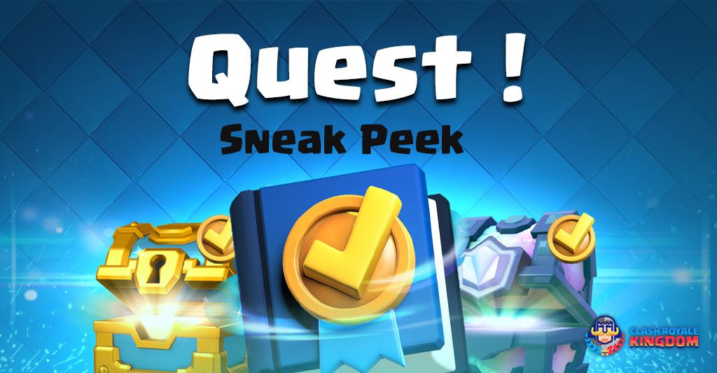 Update Sneak Peek #1 (Quests)
