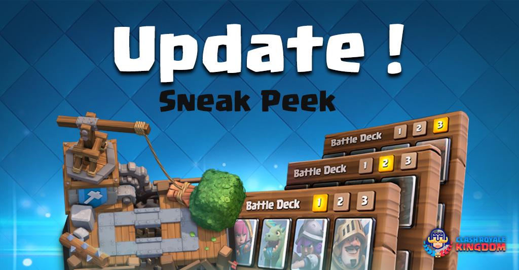 Update Sneak Peek