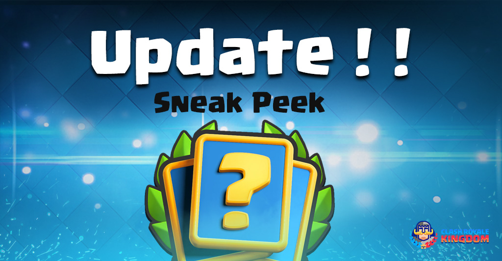 Next Update Sneak Peek