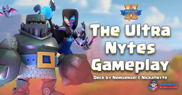 "King's Cup Tournament ""Ultra Nytes"" Gameplay"