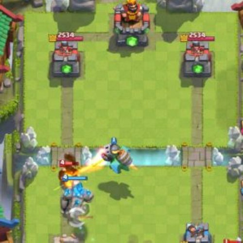 golem-lightning-deck-clash-royale-kingdom