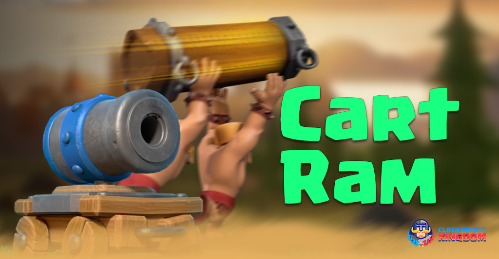 Battle Ram Cart Deck