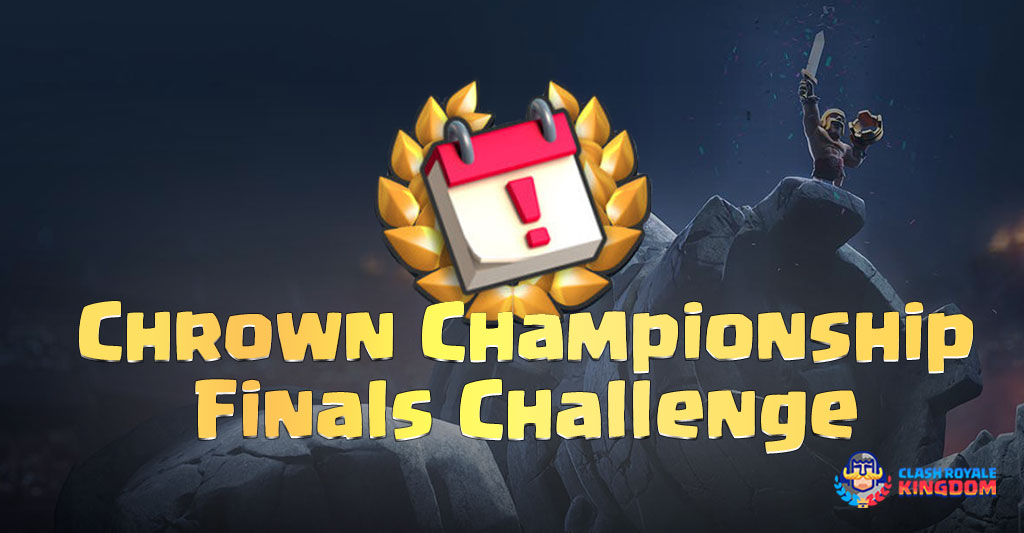 Crown Championship Finals Challenge