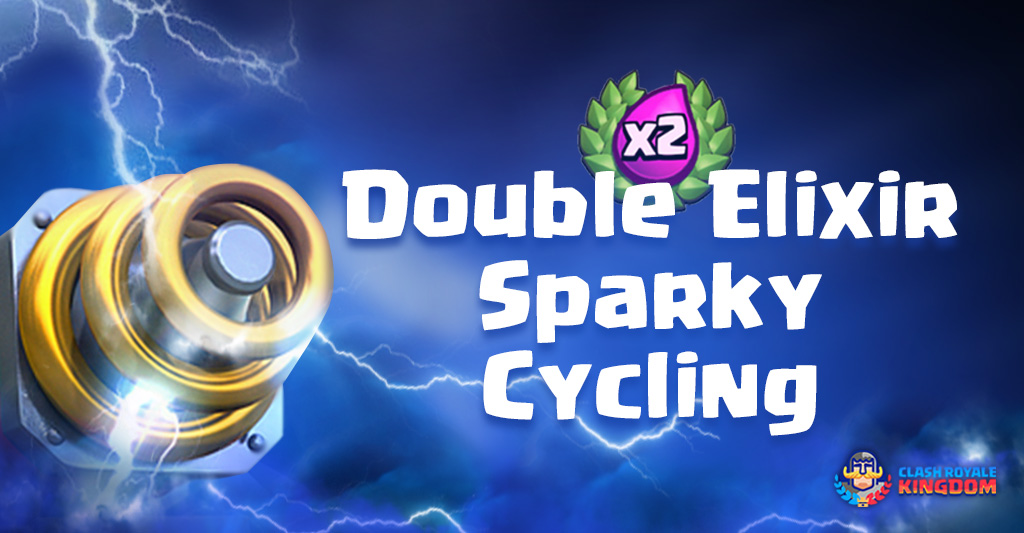 Sparky cycling deck