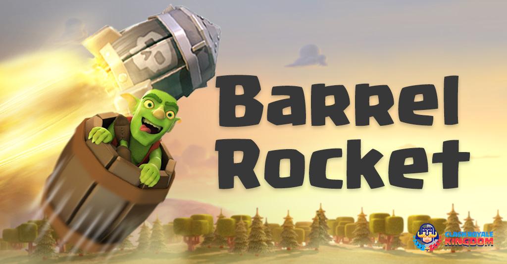 Goblin Barrel Rocket Deck