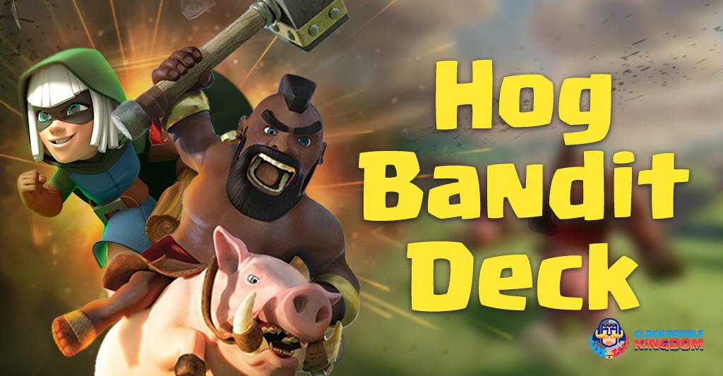 Hog Bandit Deck