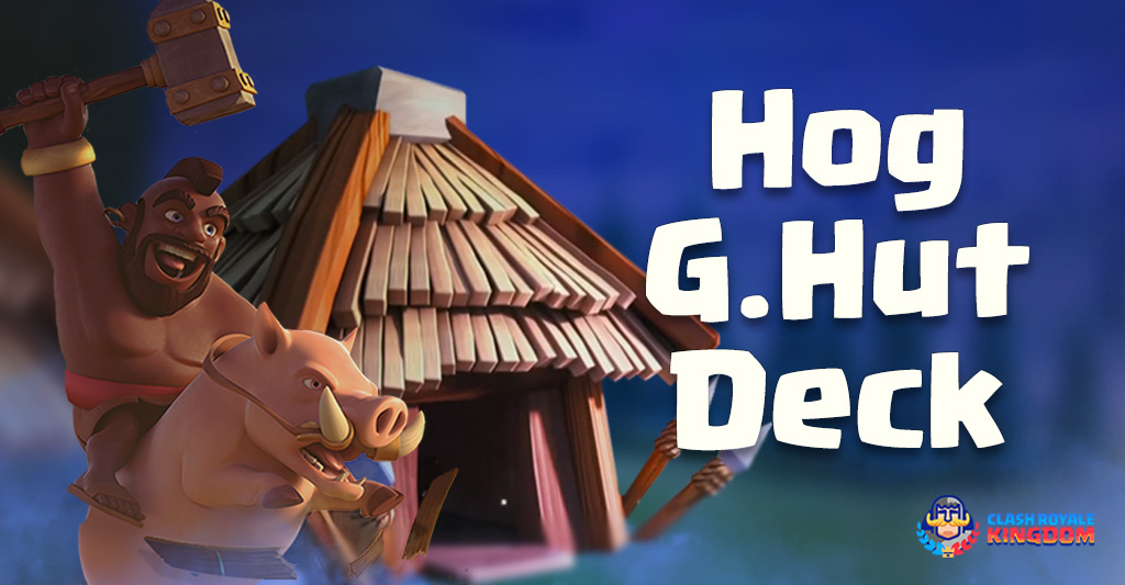 Hog and Goblin Hut Deck – The Spawners