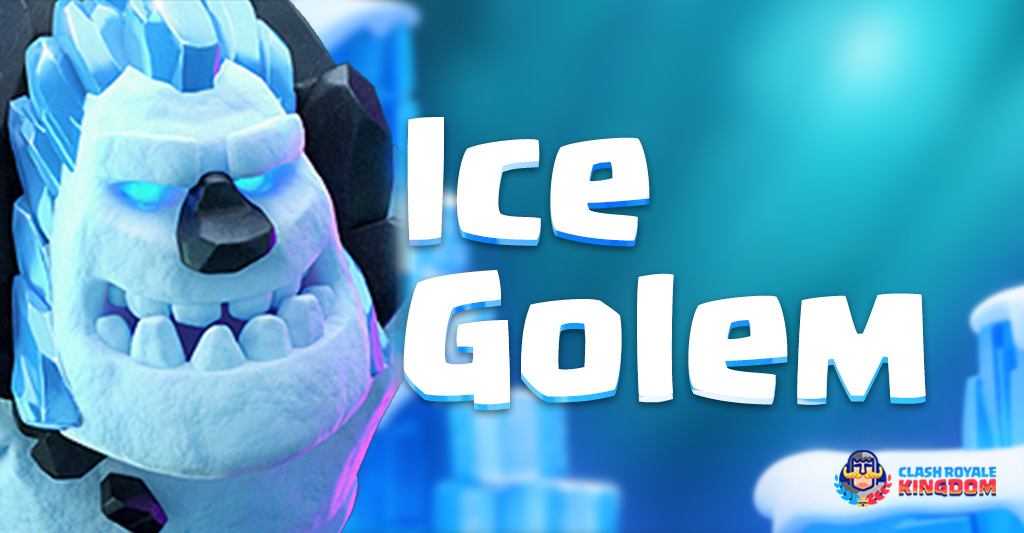 The Cool Brother Ice Golem
