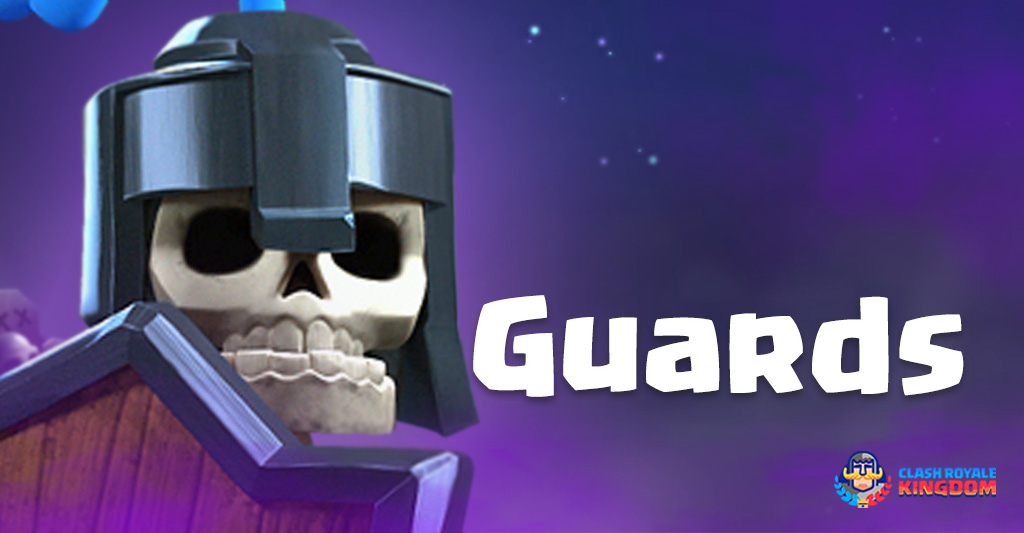 Guards – Shields to Protect