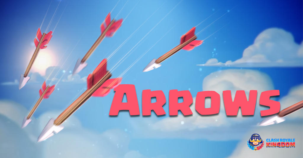 Arrows – Unleash the Arrows