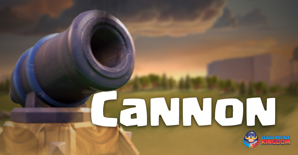 Cannon and Its Big Bullets to the Face