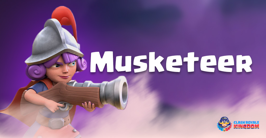 Musketeer – Cute Girl With Musket