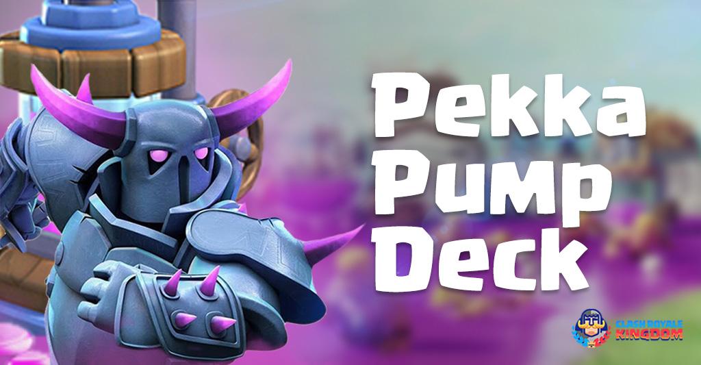Pekka Pump Deck