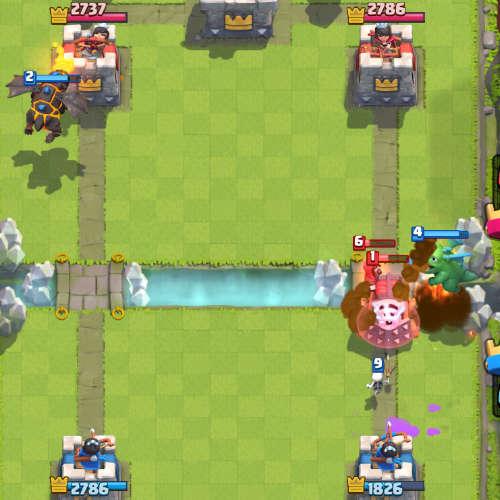 Immortal-Lava-Hound-in-Lava-Graveyard-Deck-clash-royale-kingdom