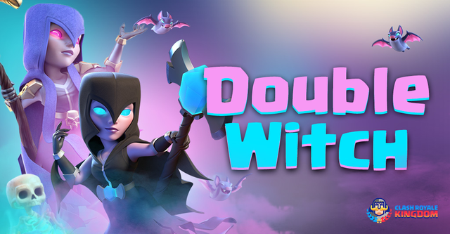 Double Witches Double Strength