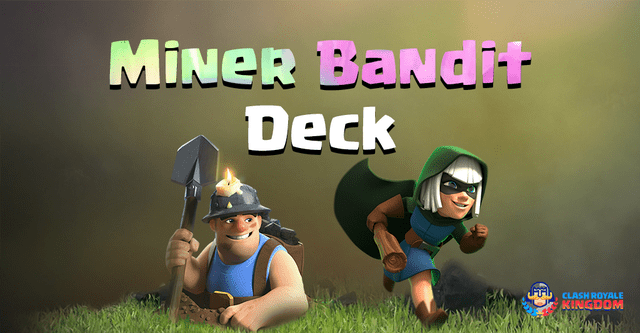 Bandit Miner – Best Two Legendary Combo