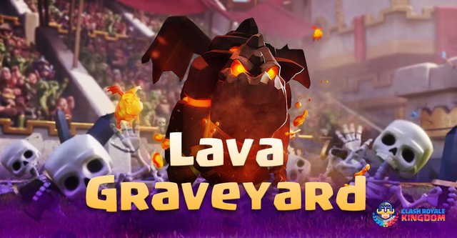 Immortal Lava Hound in Lava Graveyard Deck