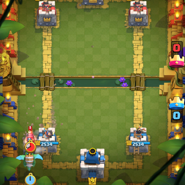 Minion-Horde-Best-Gameplay – Strategies – Deck-clash-royale-kingdom