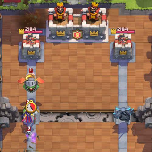rocket clash royale-goblin hut-2