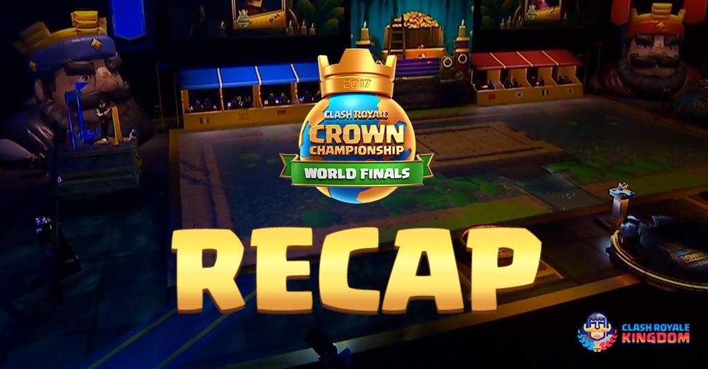 Crown Championship World Finals Recap