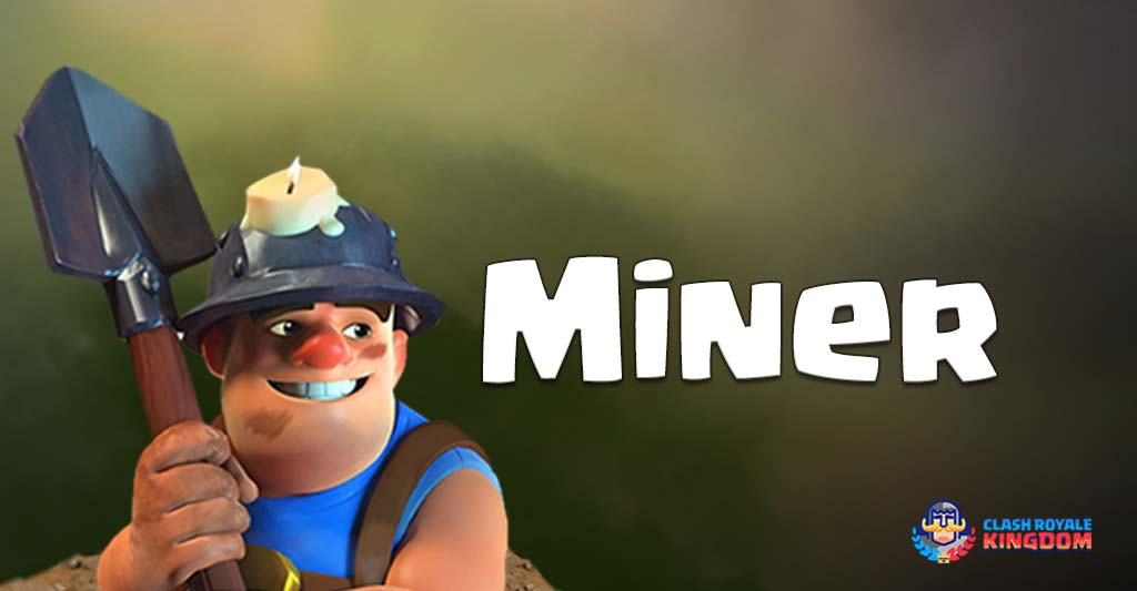 Miner and His Underground Digging