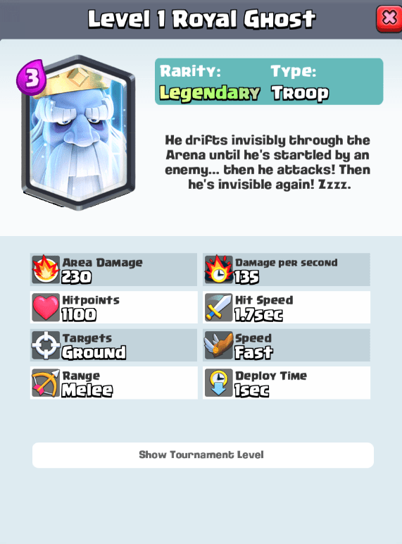 Royale-Ghost-(New-Legendary-Card)-First-Impression