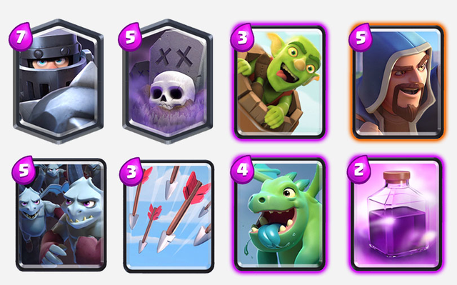 Graveyard,-Goblin-Barrel-in-Mega-Knight-Deck-clash-royale-kingdom