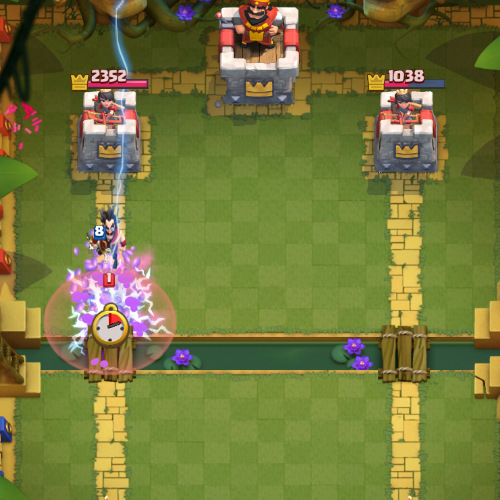 electro wizard-arrive